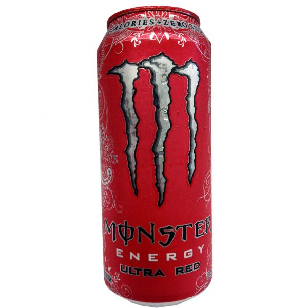 Monster Energy Ultra Red at the best price buy cheap and with discount