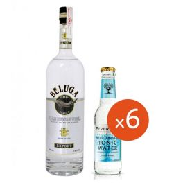 Pack Beluga Fever Tree