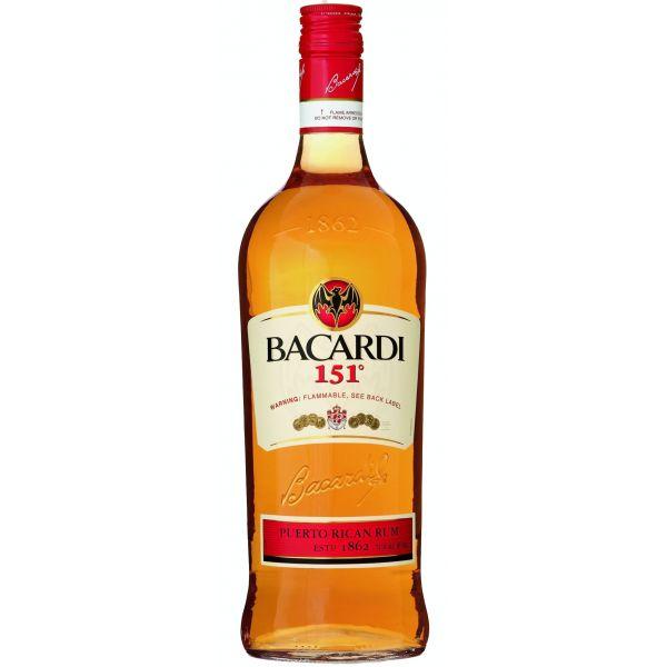 Bacardi 151º