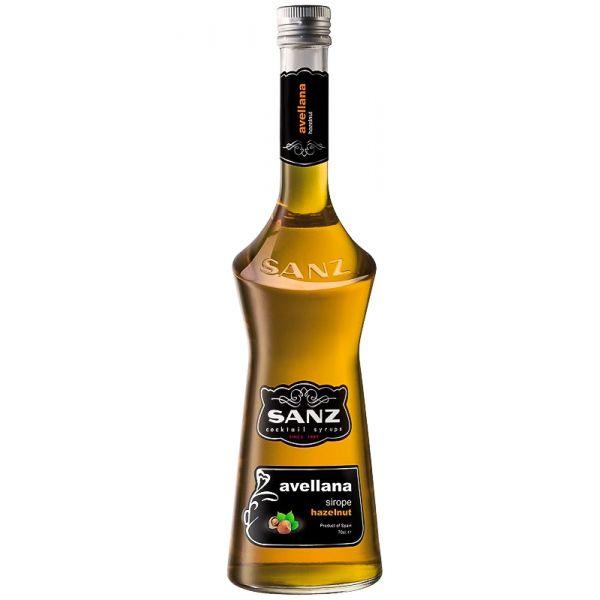 Hazelnut Syrup Sanz