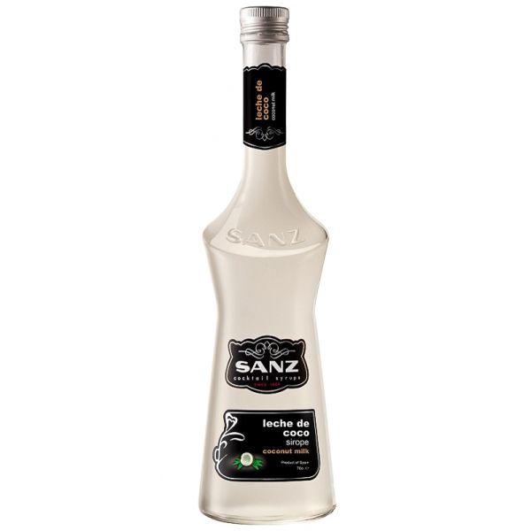 Coconut Milk Syrup Sanz