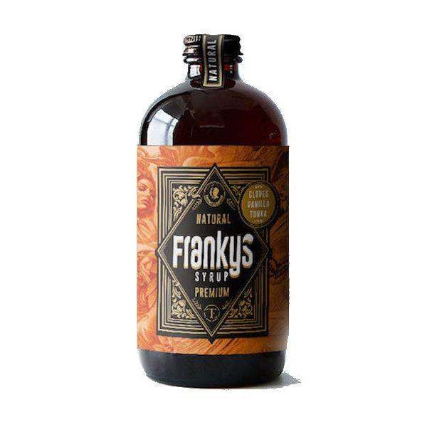 Frankys Sirope de Vainilla