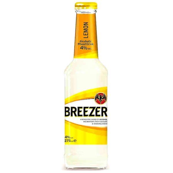 Bacardi Breezer Limón