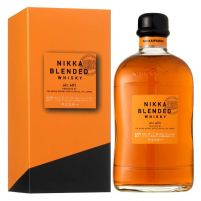 Nikka Blended Boxed Bottle