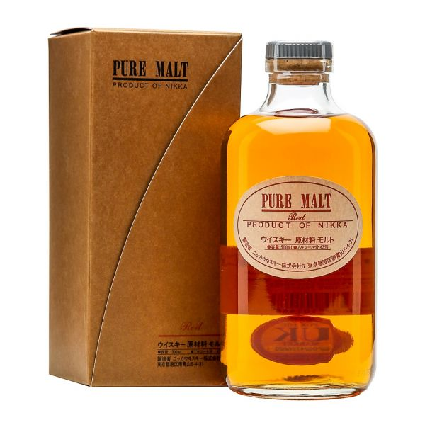 Nikka Pure Malt Red Estuchado