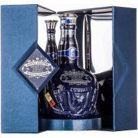 Royal Salute 21 Years Diamond Jubilee Boxed Bottle