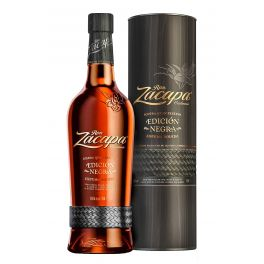 Zacapa Centenerio Black Edition Boxed Bottle