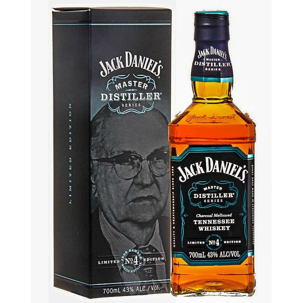 Jack Daniel's Master Distiller Nº4 Boxed Bottle