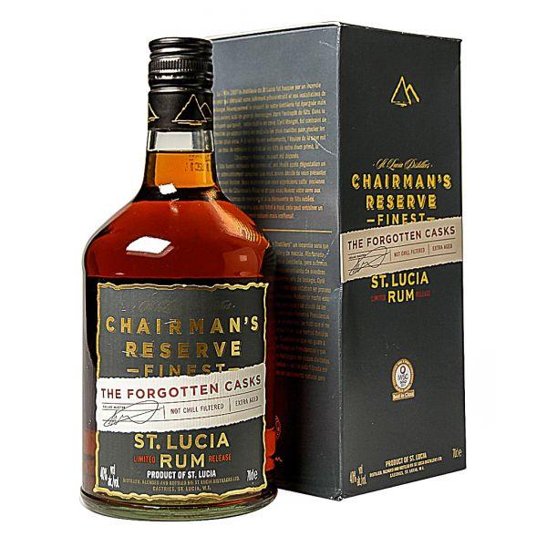 Chairman's Reserve The Forgotten Casks Boxed Bottle