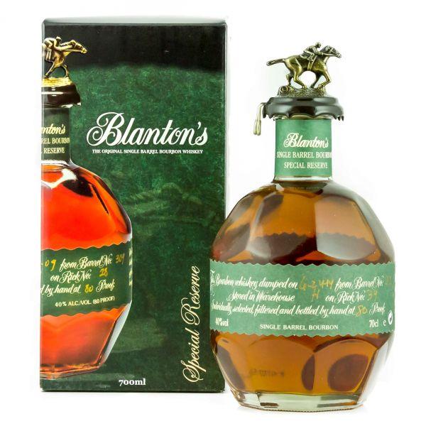 Blanton's Special Reserve Estuchado