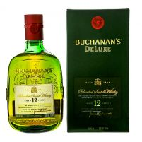 Buchanan's 12 Years Boxed Bottle