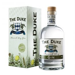 The Duke Munich Dry Gin Boxed Bottle