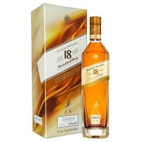 Johnnie Walker Aged 18 Years Boxed Bottle