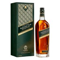 Johnnie Walker Explorer's Club Collection The Gold Route Boxed Bottle