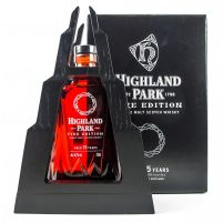 Highland Park Fire Edition 15 Years Boxed Bottle
