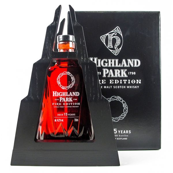 Highland Park Fire Edition 15 Años
