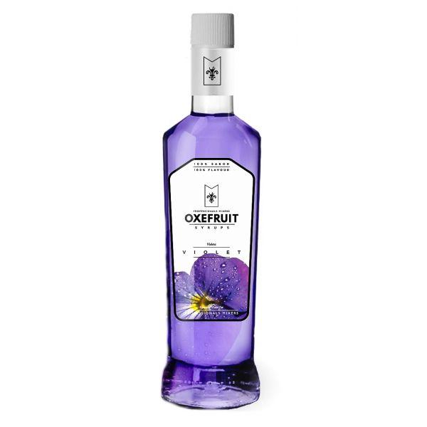 Sirope de Violeta Oxefruit