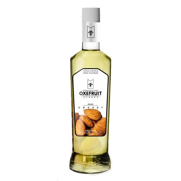 Orgeat Syrup Oxefruit