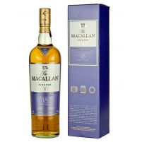 Macallan Fine Oak 18 Years Boxed Bottle