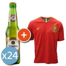 Presidente Supporting Spain Selection