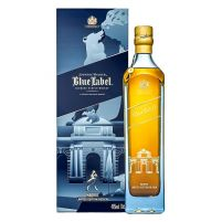 Johnnie Walker Blue Label Edición Limitada Madrid Estuchado