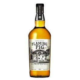 Flaming Pig Black Cask