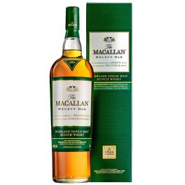 Macallan Select Oak Estuchado