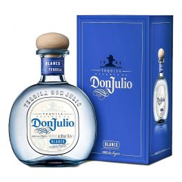 Don Julio Silver Boxed Bottle