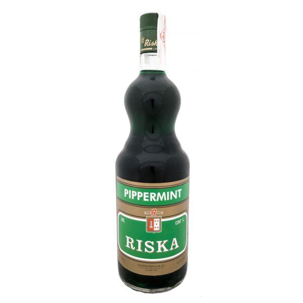 Pippermint RISKA Botella Antigua