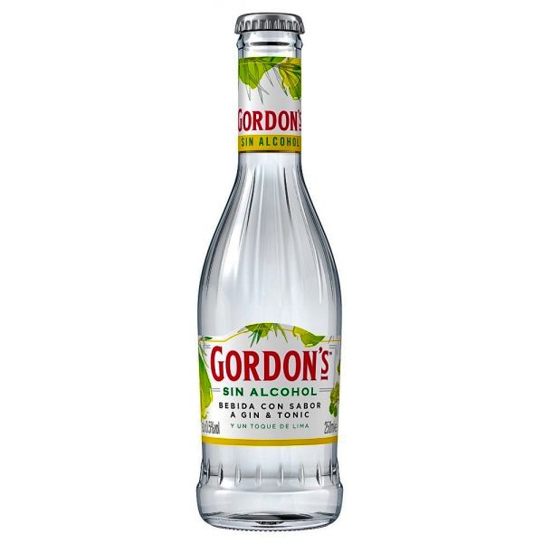Gordon's Alcohol Free Lime Gintonic