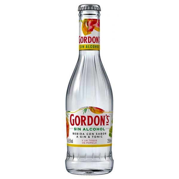 Gordon's Sin Alcohol Pomelo