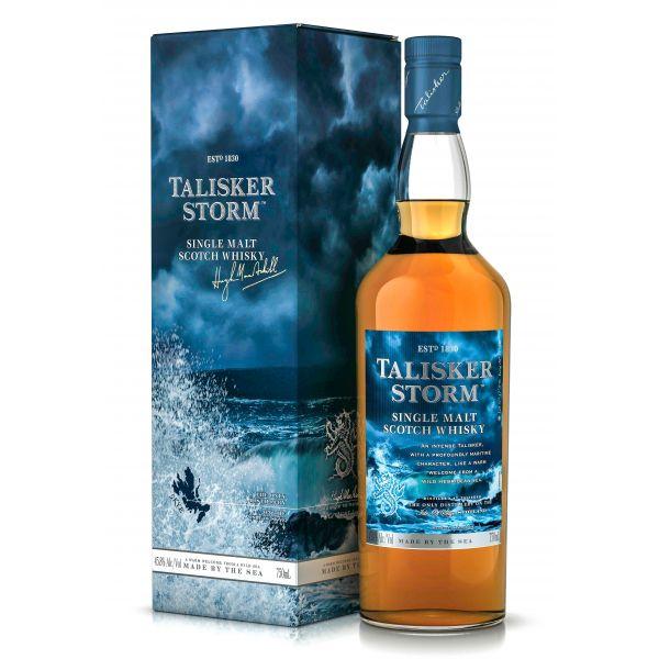Talisker Storm Boxed Bottle