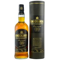 Knockando 18 Years Boxed Bottle