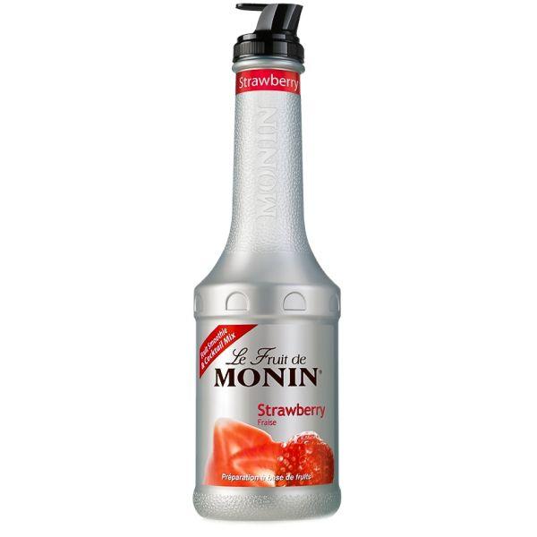 Puré Monin Fresa