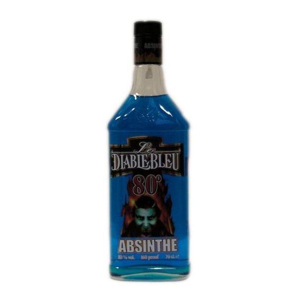Absenta Diable Azul