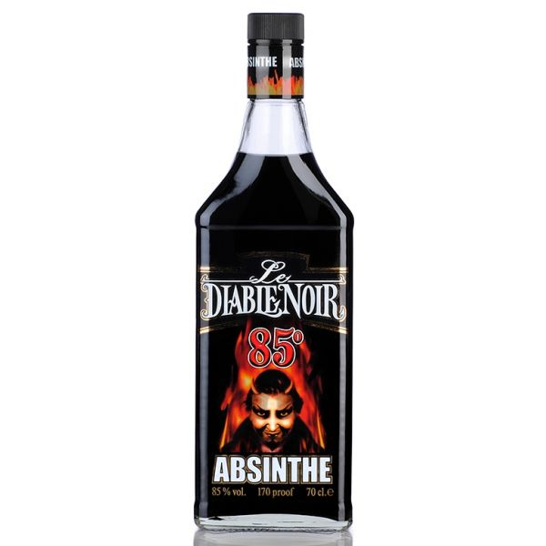 Absenta Diable Negro