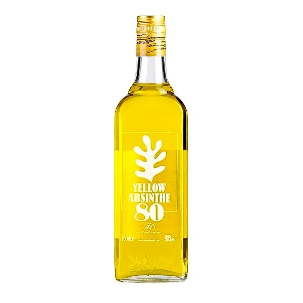 Absinthe Yellow 80 80º Absinthe At The Best Price Buy Cheap And With Discount
