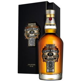 Chivas 25 years Boxed Bottle