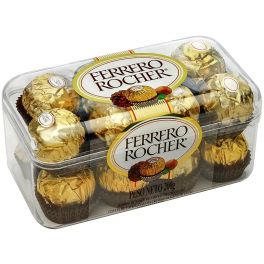 Ferrero Rocher Chocolates Family Box 16 Units