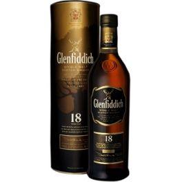 Glenfiddich 18 años Estuchado