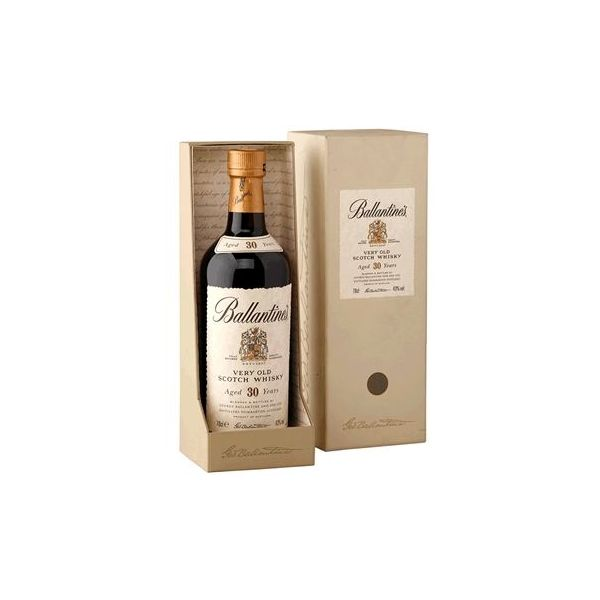 Ballantine's 30 years Boxed Bottle