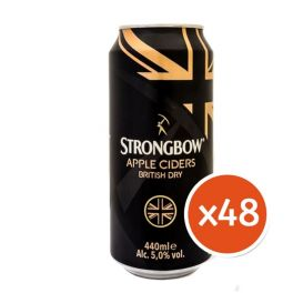 Strongbow Survival Pack with Free Shipping