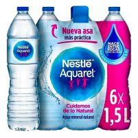 Aquarel 6 x 1,5L