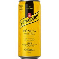 Schweppes Canette Tonic