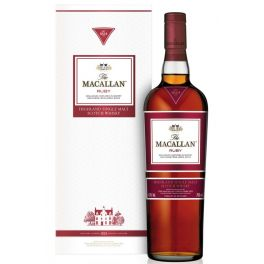 Macallan Ruby Boxed Bottle