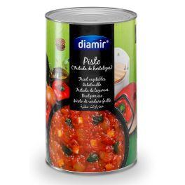 Pisto Fried Vegetables Diamir