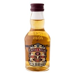 Chivas Regal 12 years Boxed Bottle