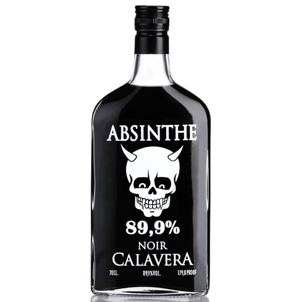Absinthe Calavera Noir At The Best Price Buy Cheap And With Discount