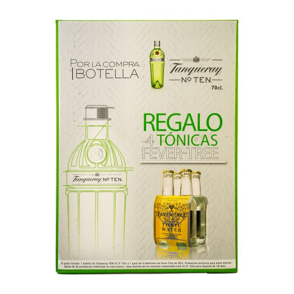 Promobox Tanqueray No. TEN