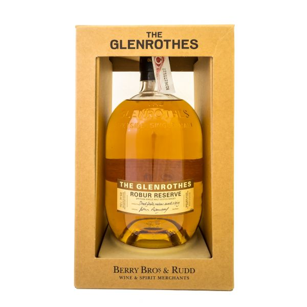 The Glenrothes Robur Reserve Estuchado